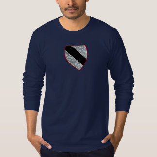 Medieval Crest and Helmet T-Shirt