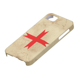 Medieval Cross of the Knights Templar Case For The iPhone 5