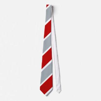 Medieval Diagonally-Striped Tie