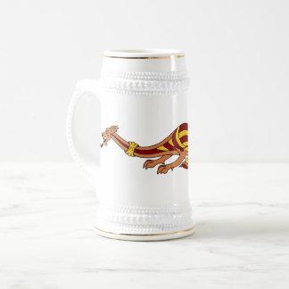 Medieval Dragon Design 2015 Beer Stein