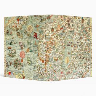 Medieval Europe Map Binder