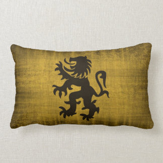 Medieval Gold Pillow