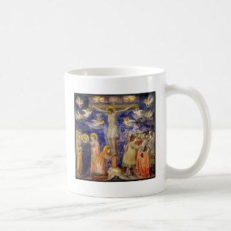 Medieval Good Friday Scene Coffee Mug
