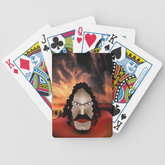Medieval Hero Template Playing Cards