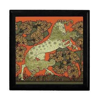 Medieval Horse Art Gift Box