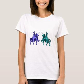 Medieval Horses Ladies T-Shirt
