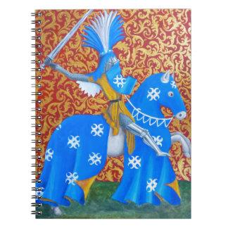 Medieval Knight Notebook