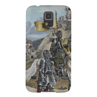 Medieval Knights Horses Lions Castle Party Destiny Galaxy S5 Covers