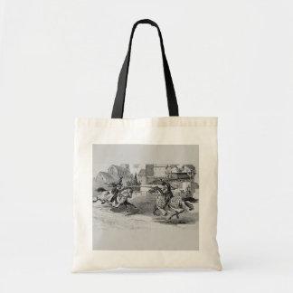 Medieval Knights Jousting Bag
