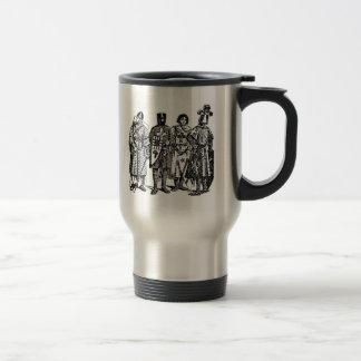 Medieval Knights Travel Mug