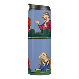 Medieval Ladies Thermal Tumbler