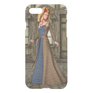 Medieval Lady iPhone 7 Case