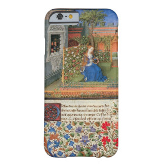 Medieval maiden barely there iPhone 6 case