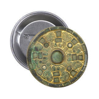 Medieval Medallion 2 Inch Round Button