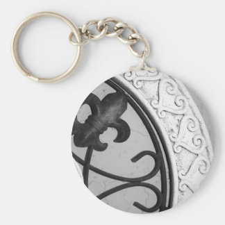 Medieval Medallion keychain