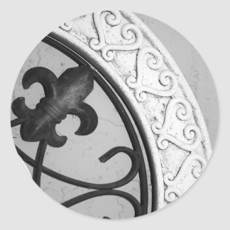 Medieval Medallion sticker
