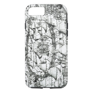Medieval military encampment, from a book, pub. 18 iPhone 7 case