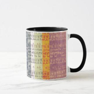 Medieval Multi-color Manuscripts Mug
