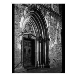 Medieval Portal (postcard) Postcard