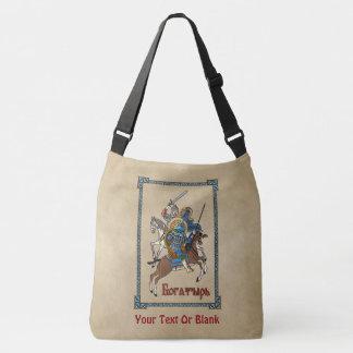 Medieval Russian Bogatyr Crossbody Bag