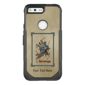 Medieval Russian Bogatyr OtterBox Commuter Google Pixel Case