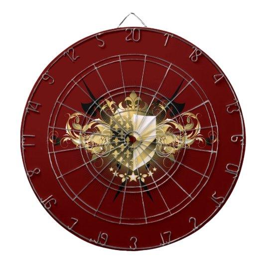 Medieval Shield Dart Board