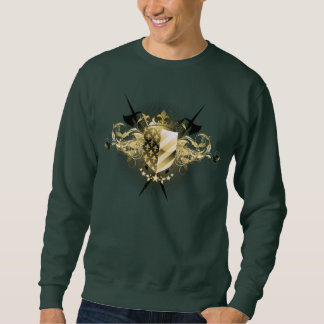 Medieval Shield Sweatshirt