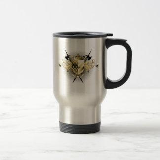 Medieval Shield Travel Mug