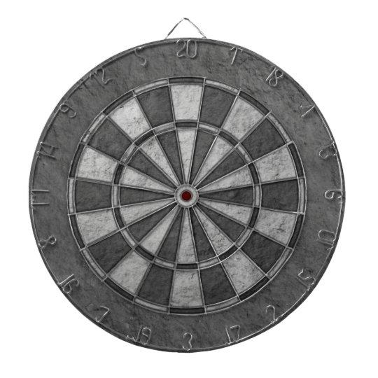 Medieval Stone Dart Board