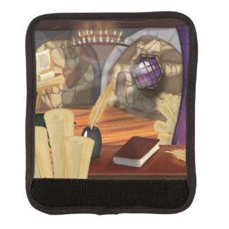 Medieval Study Luggage Handle Wrap