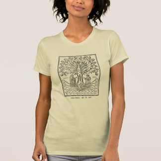Medieval Tree of the Sciences T-Shirt
