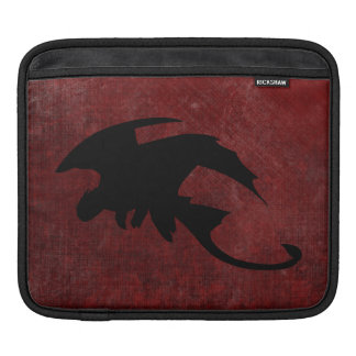 Medieval Vintage Fantasy Dragon Sleeve For iPads