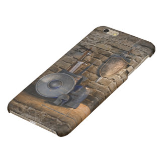 Medieval Weaponry Glossy iPhone 6 Plus Case