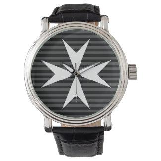 Medieval white cross | Order of St John (UK) Watch