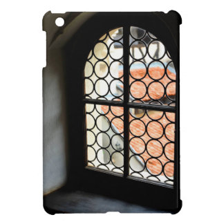 Medieval window iPad mini cases
