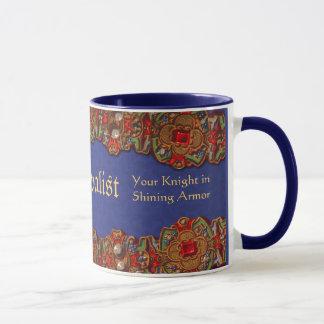 Medievalist: Your Knight in Shining Armor Mug