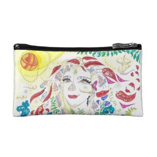 Medilludesign - Consciousness expansion Makeup Bags