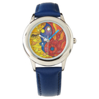 Medilludesign Moon Sun Watch