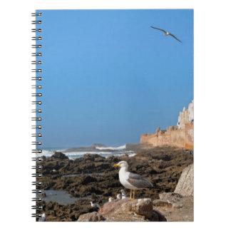 Medina of Essaouira and the Atlantic coast Notebooks