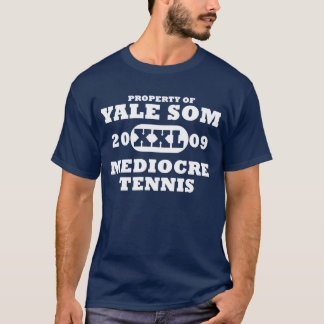 Mediocre Tennis (dark) T-Shirt