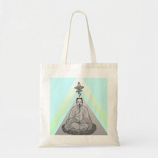 Meditate Be Still bag