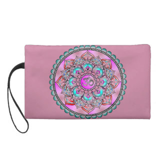 Meditate Wristlet Clutches