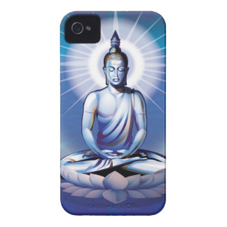 Meditating Buddha iPhone 4 Case