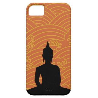 Meditating Buddha iPhone 5 Cases