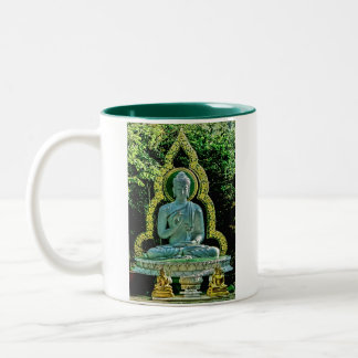 Meditating Buddha Mug