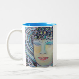 Meditating Buddha Mug ~ You are Buddha-Full!