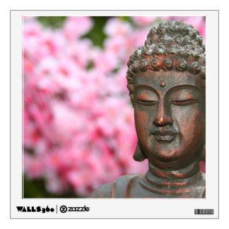 Meditating Buddha Wall Decal