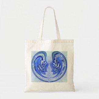 Meditation Abstract Art Bag