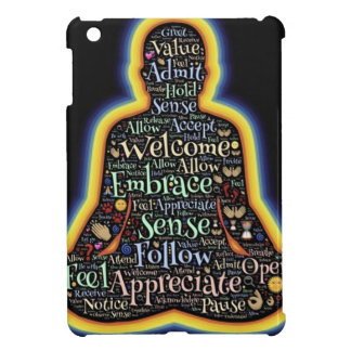 Meditation and all it is iPad mini cover