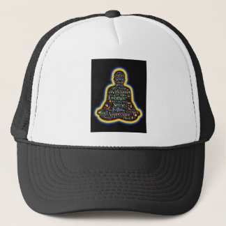 Meditation and all it is trucker hat
